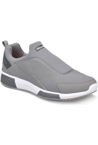 Kinetix Gusto Gri Beyaz Koyu Gri Erkek Ayakkabı 548