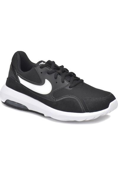 Nike Air Max Nostalgıc Siyah Beyaz Erkek Sneaker