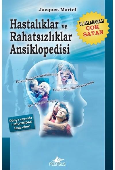 Hastalıklar Ve Rahatsızlıklar Ansiklopedisi - Jacques Martel