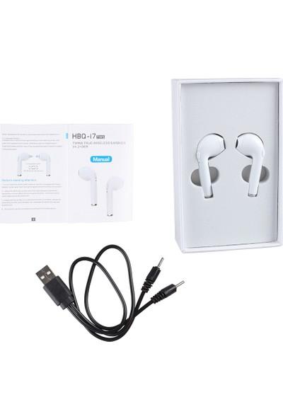 HBQ i7 TWS Kablosuz Kulak İçi Bluetooth Kulaklık