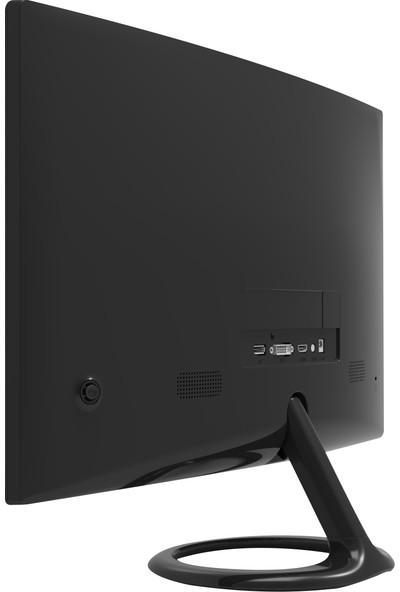 """Gamepower GPR24C144 23.6"""" 1ms (Display+HDMI+DVI) FreeSync Full HD Curved Monitör"""