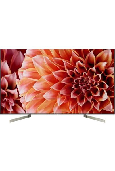 """Sony 55XF9005 55"""" 139 Ekran Uydu Alıcılı 4K Ultra HD Smart LED TV"""