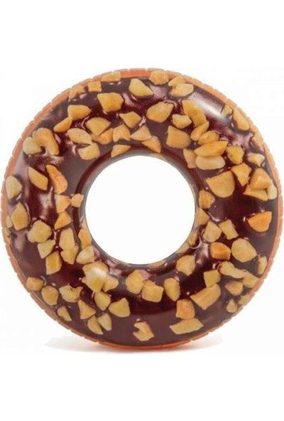 İntex Çikolatalı Donut Simit