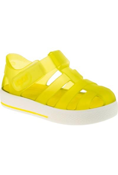 Igor 10107 Tenis Sarı Çocuk Sandalet