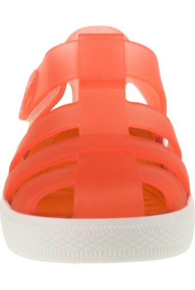 Igor 10107 Tenis Turuncu Çocuk Sandalet