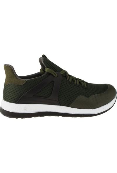 Greyder 63151 Memory Foam Sneaker Yeşil Erkek Spor Ayakkabı