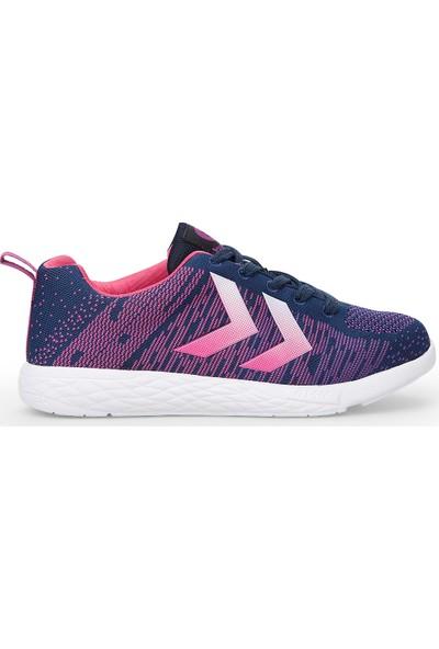 Hummel Mor Kadın Ayakkabısı 202499-3650