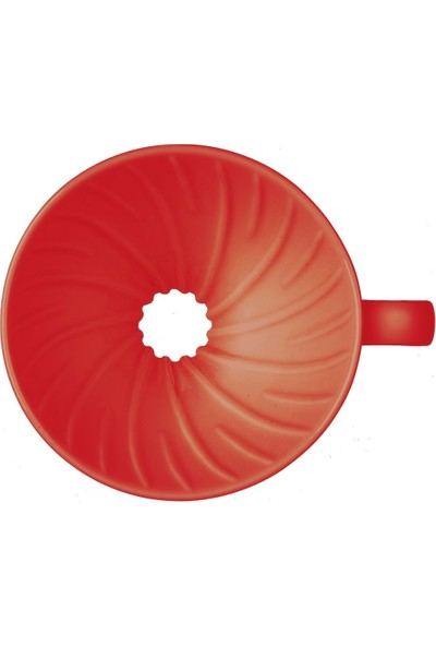 Epinox Seramik Kahve Demleme V60 02 - Kırmızı