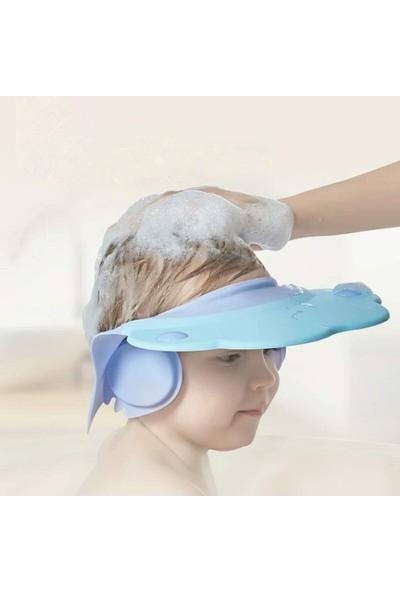 Agubugu Baby Çocuk Banyo Duş Başlığı - Mavi