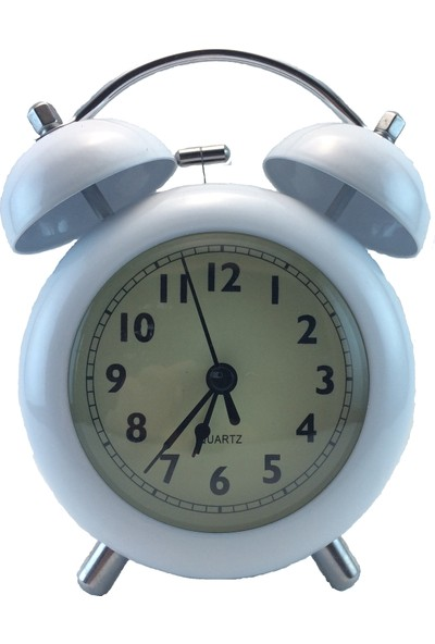 Twin Bell Çalar saat