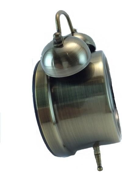 Twin Bell Çalar saat metal