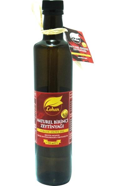 Lohan Naturel Birinci Zeytinyağı 500 ml.