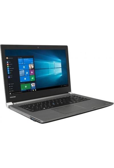 """Toshiba Tecra A40-D-15W Intel Core i7 7600U 8GB 256GB SSD Windows 10 Pro 14"""" FHD Taşınabilir Bilgisayar"""