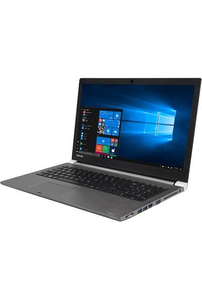 "Toshiba Tecra Z50-E-107 Intel Core i7 8550U 8GB 256GB SSD Windows 10 Pro 15.6"" FHD Taşınabilir Bilgisayar"