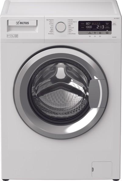 Altus AL 9120 X A+++ 9 kg 1200 Devir Çamaşır Makinesi