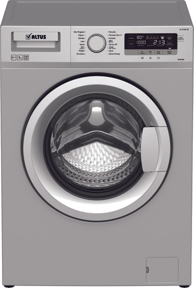 Altus AL 9120 XS A+++ 9 kg 1200 Devir Çamaşır Makinesi