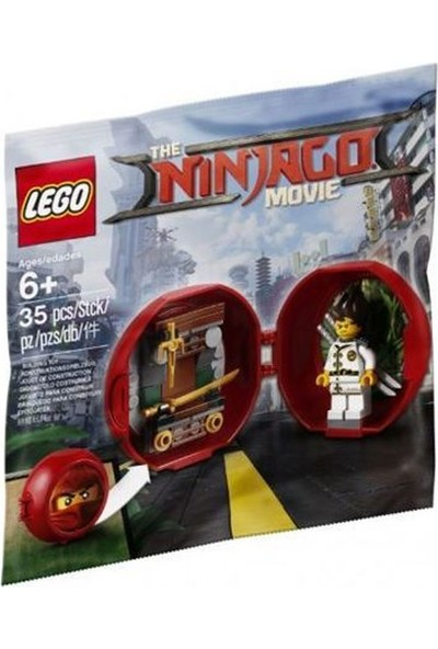 LEGO Ninjago 5004916 Dojo Pod