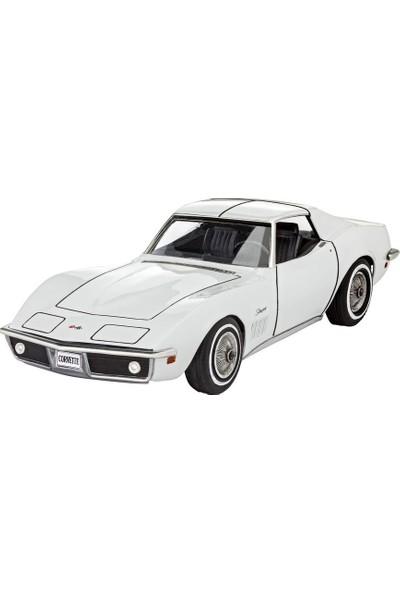 Revell Maket Seti 1:24 Corvette C3 07684
