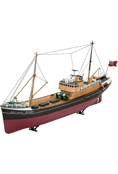 Revell Maket Seti 1:142 North Sea Trawler 5204