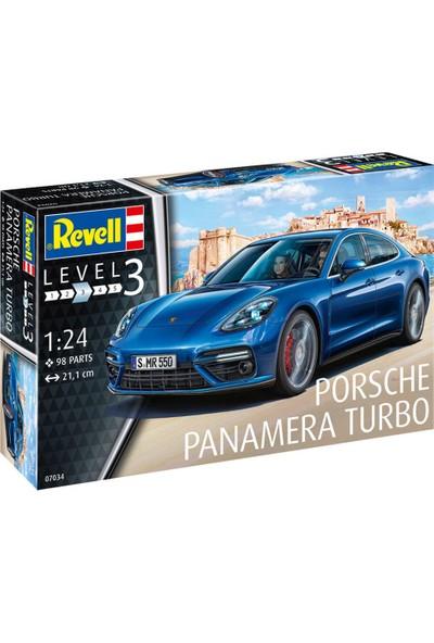 Revell Porsche Panamera-7034 (Plastik Maket)