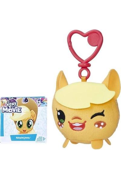 My Little Pony Klipsli Mini Pony Peluş Applejack E0030-E0427