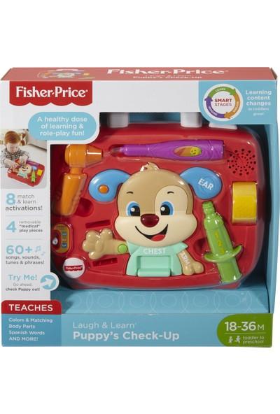Fisher Price LnL Yaşa Göre Gelişim Köpekçik Doktorda FTC72