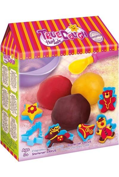 True Dough Organik Oyun Hamuru Sirk Başlangıç Seti 22008