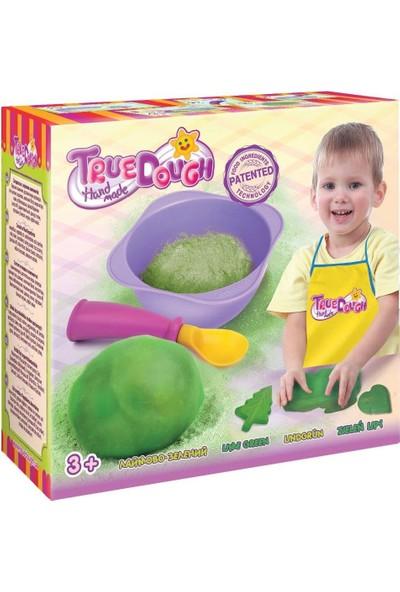 True Dough Organik Oyun Hamuru Yeşil Tekli Paket 21016