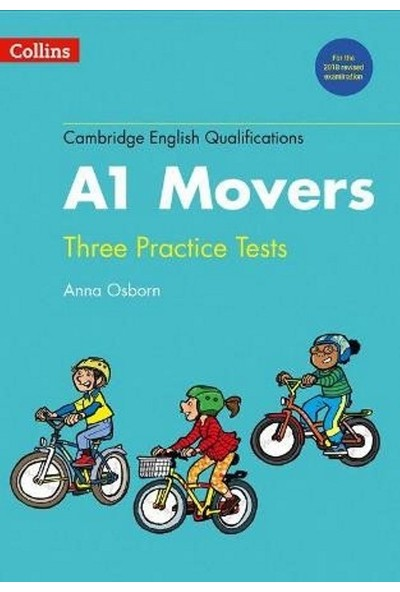 Cambridge English Q. Practice Tests For A1 Movers [New Edition] - Anna Osborn