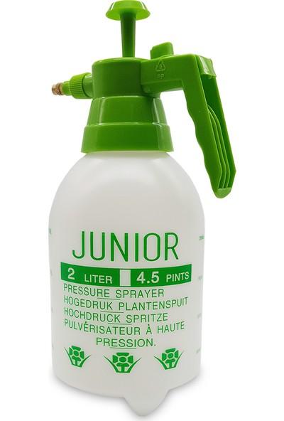 Junior Basınçlı Bahçe Sprey Pompası 2 lt