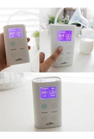 Spectra 9S Çift Göğüs 2in1 Elektronik Süt Pompası