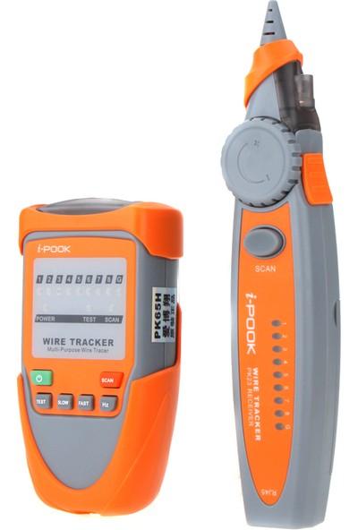 Alfais 5042 Kablo Bulucu Tester Network Bili Bili Rj11 Rj45 Test Cihazı
