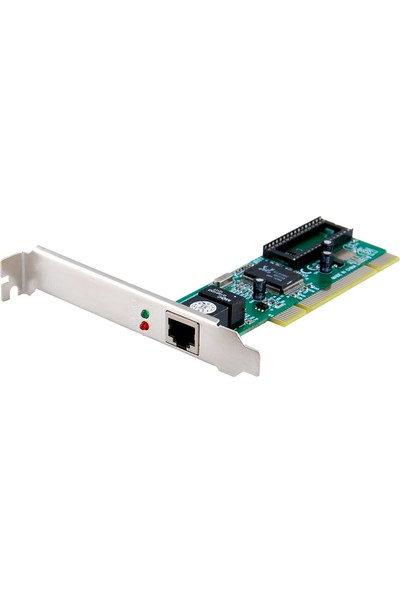 Alfais 4218 Pci Ethernet Kartı Gigabit 1000Mbps Realtek Rtl8169Sc