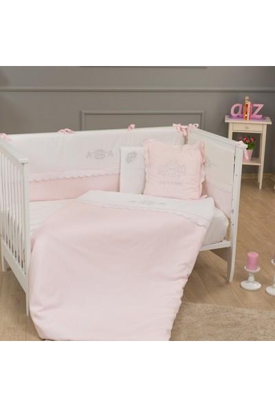 Funna Baby Uyku Seti / 8 Parça 80 x 140 cm 5101 Pembe