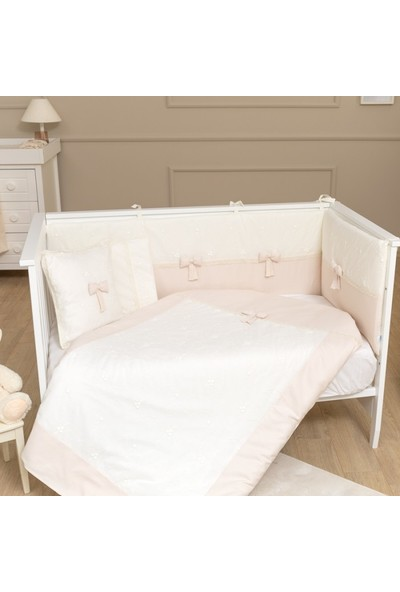 Funna Baby - Premium Baby Krem Uyku Seti 80 x 140 cm 8 Parça / kod: 5401