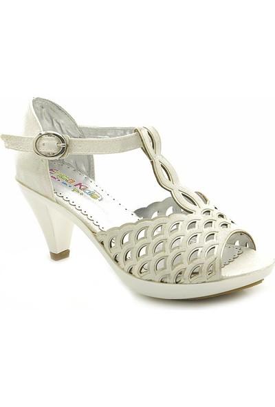 Kids World Abiye Topuklu Ayakkabı