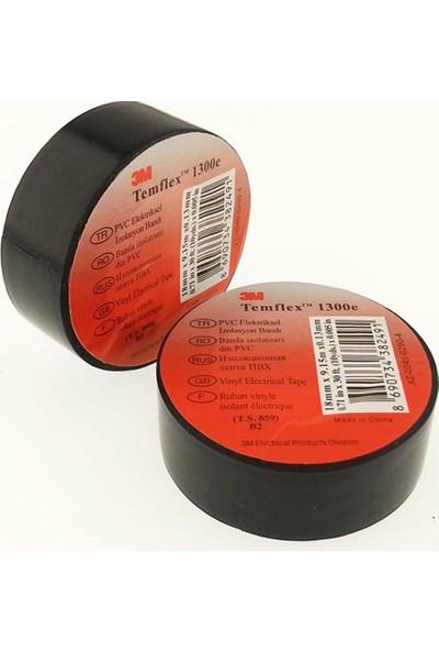 Temflex 3M İzole Elektrik Bandı Beyaz