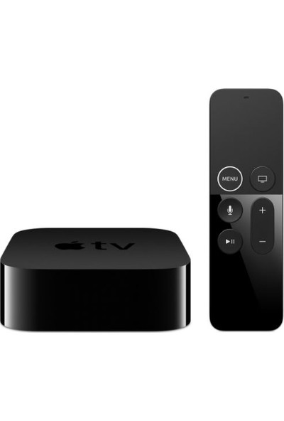 Apple TV 4K 64 GB - MP7P2TZ/A (Apple Türkiye Garantili)