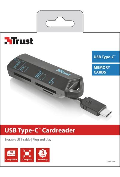 Trust Usb-C Cardreader