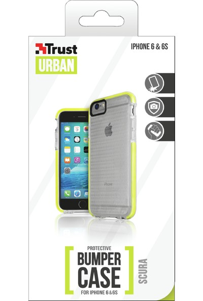 Trust Urban 20927 Scura Bumper iPhone 6/6S Kılıfı