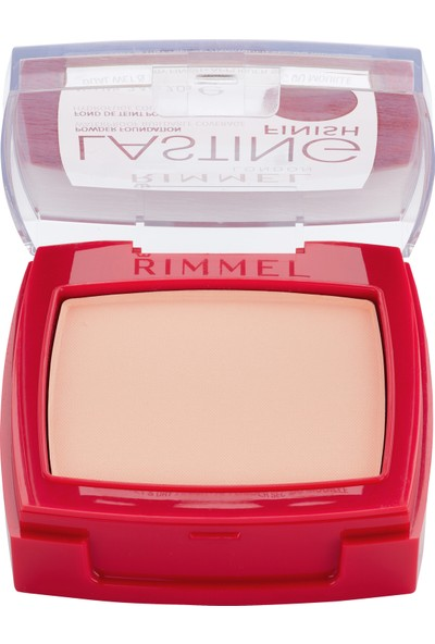 Rimmel London Lasting Finish 25H Pudra 001
