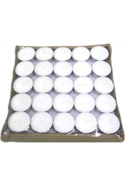 Michelino Tealight Mum 100'lü Paket