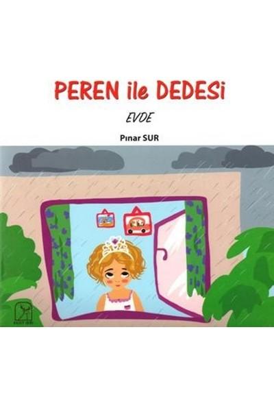 Peren İle Dedesi Evde - Pınar Sur