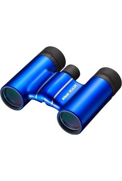 Nikon Binocular Aculon T01 8X21 Blue El Dürbünü 88998