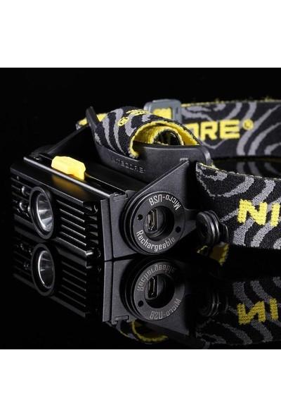 Nitecore HC90 900 Lümen Kafa Feneri 77540