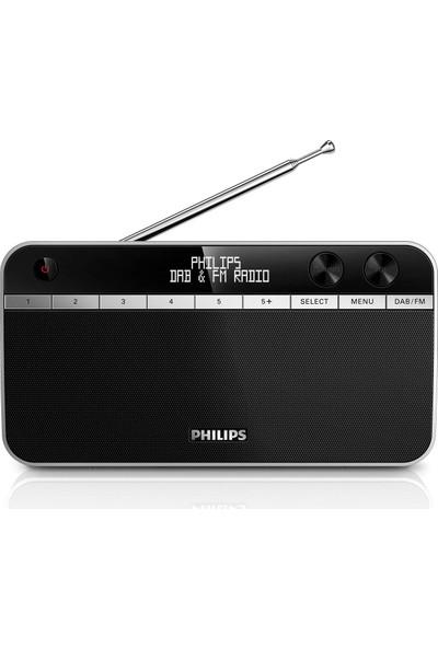 Philips AE5250 DAB+ FM Dijital Portatif Radyo