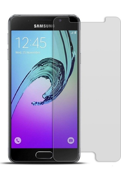 Case 4U Samsung Galaxy J7 Prime - J7 Prime 2 Cam Ekran Koruyucu