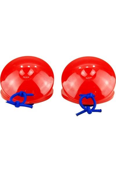 Xenon XNSWB Plastik Kırmızı Kastanyet