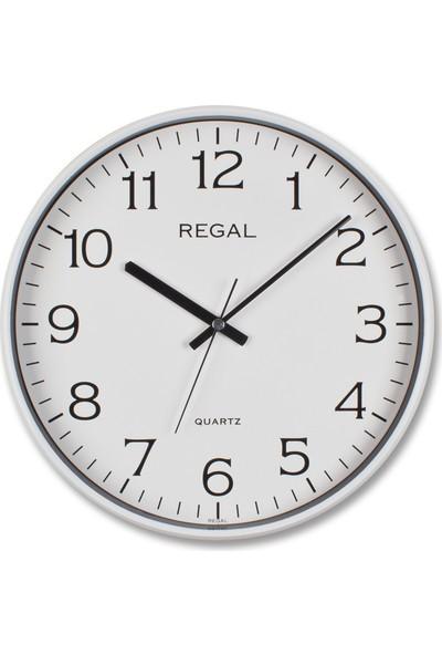 Ultima Regal İnce Çerçeve Slim Duvar Saati