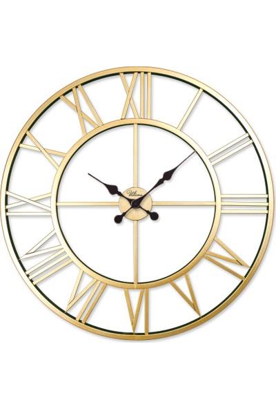 Ultima Regal Ferforje 76 Cm. İskelet Duvar Saati